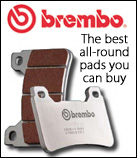 Brembo Motorcycle Brake Pads