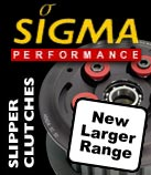 Sigma Performance Motorcycle Slipper Clutches