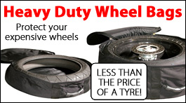 Motorcycle Wheel & Tyre Bags