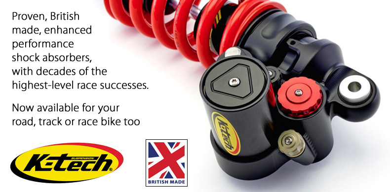 K-Tech Motorcycle Shock Absorbers